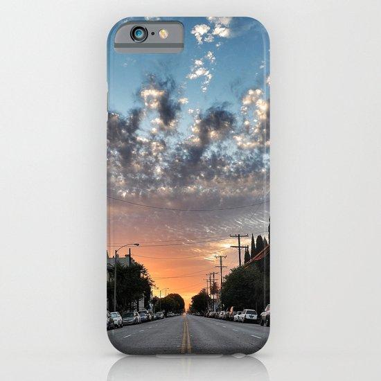 Broadway Blvd Sunrise iPhone & iPod Case