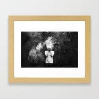 Morphine Framed Art Print