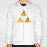 The Pizza Triforce Hoody