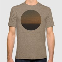 Lost In The Haze Mens Fitted Tee Tri-Coffee SMALL