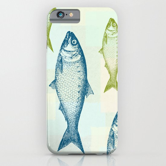Vintage Fish iPhone & iPod Case