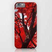 Red Canopy iPhone 6 Slim Case