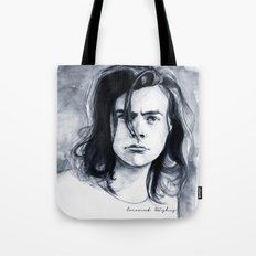 Harry Watercolors B/N Tote Bag