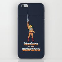 Masters of the Universe iPhone & iPod Skin