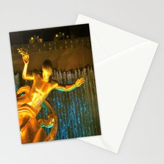 RockCenter Ambient Blue Stationery Cards