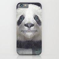 Billy Bob Panda iPhone 6 Slim Case