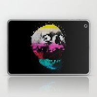 PIXEL SKULLY Laptop & iPad Skin