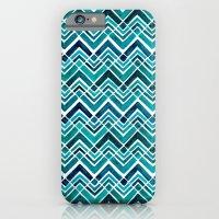 Arrowhead Chevrons iPhone 6 Slim Case