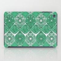 saffreya green iPad Case