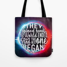 Queen Of Shadows - They … Tote Bag