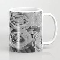 Black Hearted  Mug