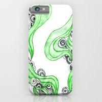 FANTASIA VERDE iPhone 6 Slim Case