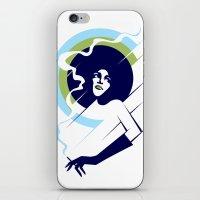 Retropolitan (cool) iPhone & iPod Skin