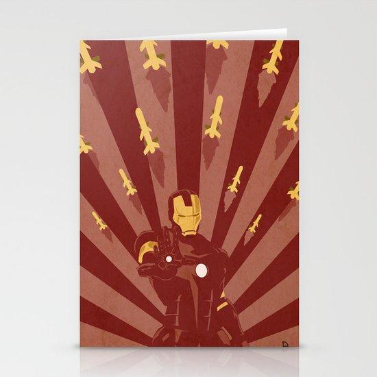 The Playboy Philanthropist  Stationery Card