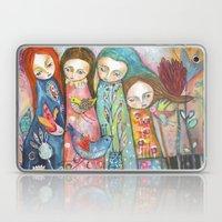 Wonderful Women Laptop & iPad Skin