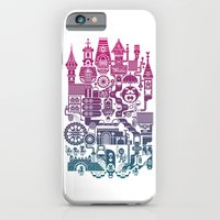 iPhone Cases featuring Castle Mama by C86 | Matt Lyon