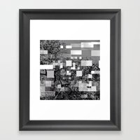 Deconstructions 3A Framed Art Print
