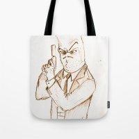 Hotdog Detective  Tote Bag