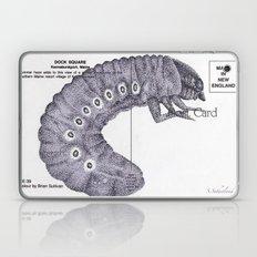 Bettle Larvae Postcard Laptop & iPad Skin