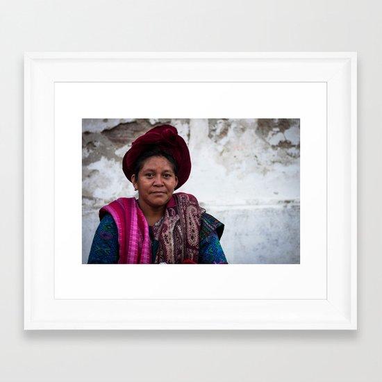 Antigua Framed Art Print