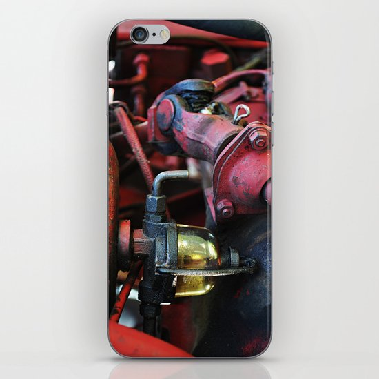Fuel Sediment Bowl iPhone & iPod Skin