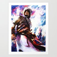 Assassin's Creed.  Altai… Art Print