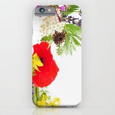 Des herbes naturelles iPhone 6 Slim Case