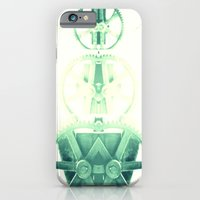 Oil The Wheels iPhone 6 Slim Case