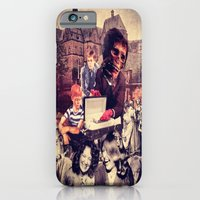 iPhone & iPod Case featuring Ultimate Bereavement Party by oldsilverwargun