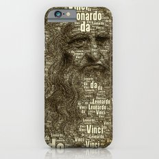 Leonardo da Vinci iPhone 6 Slim Case