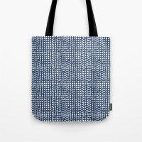 Chevrons Tote Bag