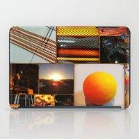 Orange iPad Case