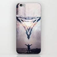 Awaken iPhone & iPod Skin
