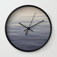 Empty Wall Clock