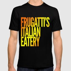Frugatti's shirt Mens Fitted Tee Black SMALL