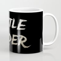 Hustle Harder Mug