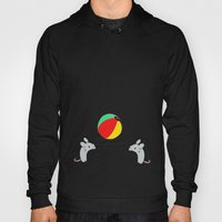What do all the Mice do in the Summer? Hoody