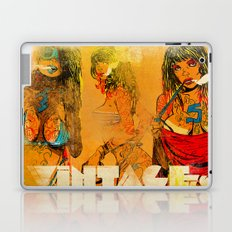 Vintage 76 ( 3 wenches) Laptop & iPad Skin