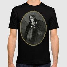 Frankenstein's Monster Mens Fitted Tee Black SMALL