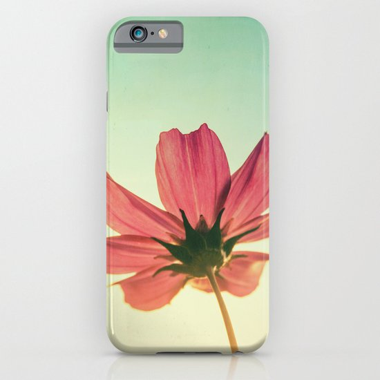 Vintage Airy Cosmos iPhone & iPod Case