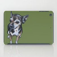 Artie the Chihuahua iPad Case