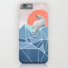 Polar Bear live in North Pole Slim Case iPhone 6s