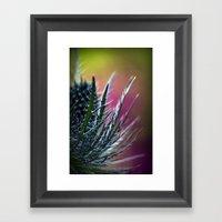 Colorful Beauty Framed Art Print