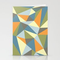 Nature Deconstructed Stationery Cards