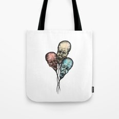 3 Wise Balloons Tote Bag