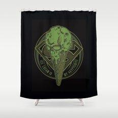 Ice Cream Is My Kryptonite Shower Curtain