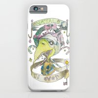 iPhone & iPod Case featuring natal 4ever by Marcelo O. Maffei
