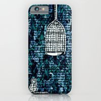 The Bird Cage iPhone 6 Slim Case