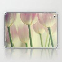 Tulip Stems Laptop & iPad Skin