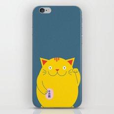 Maneki Neko iPhone & iPod Skin